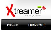 Xtreamer Media grotuvai